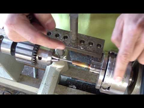 Copper Spinning an Ejector - Part 2