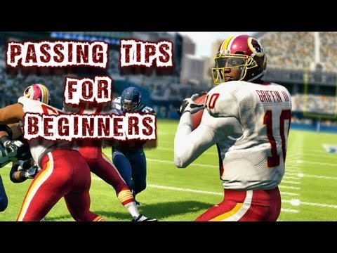 Madden 13 Tutorial 1: Passing Tips & Tricks for Beginners