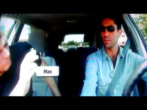Catfish: The TV Show! Max's seat belt.