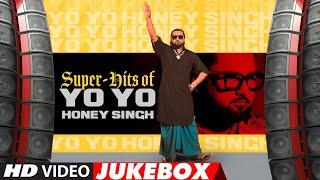 SUPER HITS OF YO YO HONEY SINGH   Video Jukebox   Best Of Yo Yo Honey Singh Songs   T-Series