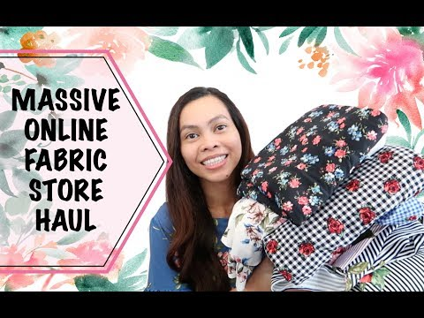 GORGEOUS AND HIGH QUALITY FABRICS FOR MY FUTURE SEWING TUTORIALS   SEW ALDO