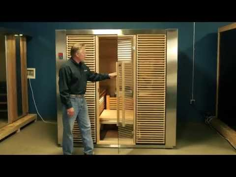 Almost Heaven Saunas - Rubic Sauna