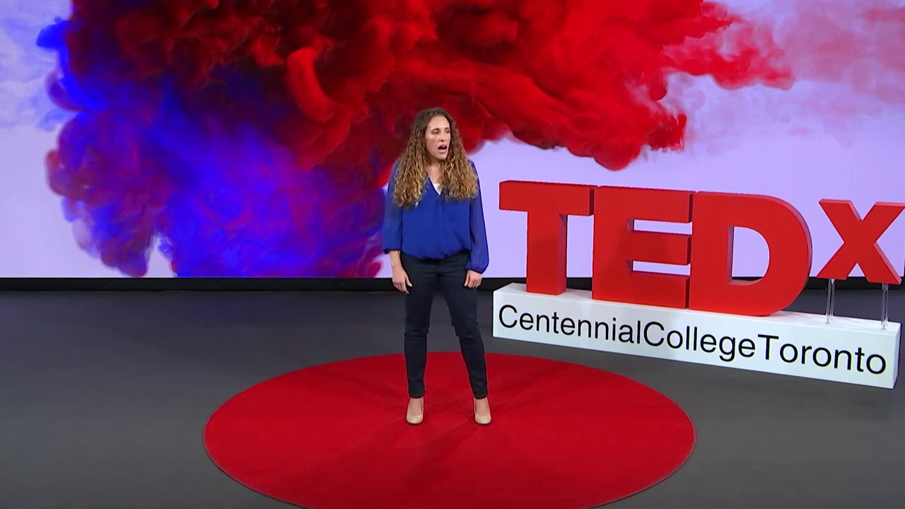 What I Wish People Know After My Husband Died | Terri Budek | TEDxCentennialCollegeToronto