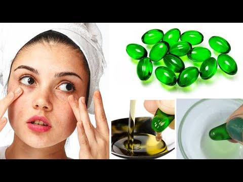 Vitamin E Oil | I Apply Vitamin E Oil on My Face and Look What Happened, Spotless Skin, Dark Spots