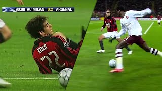 5 Times Arsenal Destroyed BIG Teams