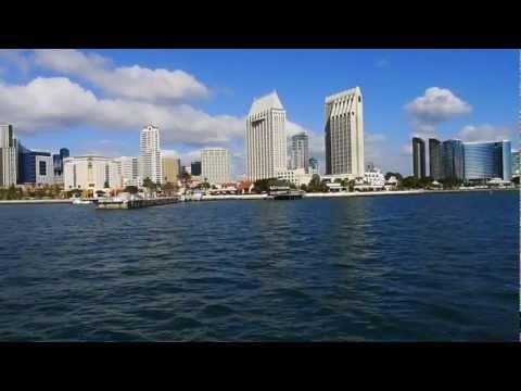 San Diego Bay ( San Diego -- Coronado Island )