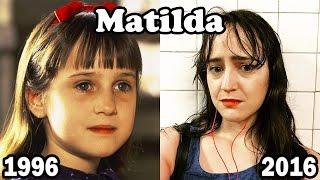 Matilda Then and Now 2016 | Matilda Antes y Después 2016