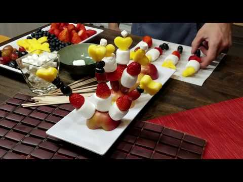 The Everyday Chef: Convenient, Uber Enticing Fruit Skewer Snacks