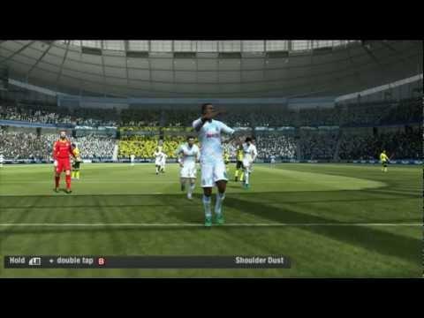 Fifa 12 - Celebrations Tutorial