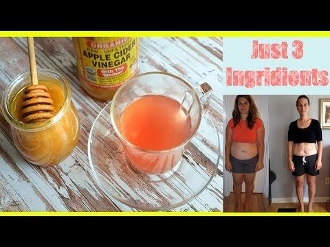Overnight Fat-Burning Liquid bomb | Just 3 Ingridients
