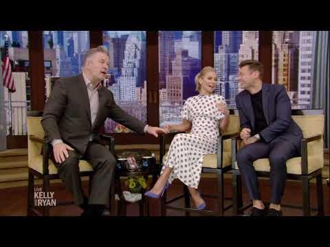 Alec Baldwin Talks About Kristen Chenoweth on