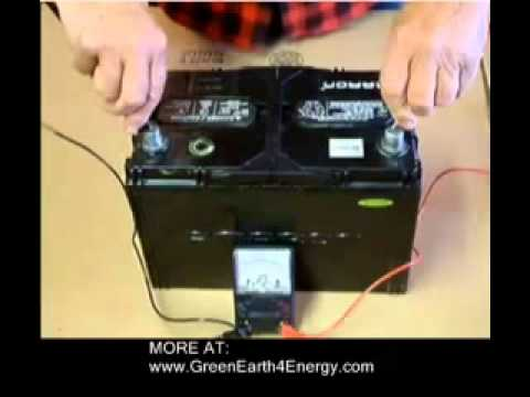 Dead Battery Repair - How to Recondition Batteries at Home