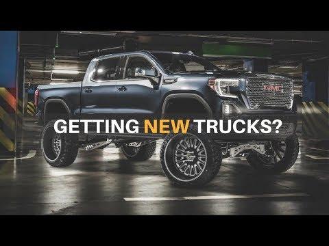 Getting New Trucks?   Epic Prank!   2019 GMC Sierra