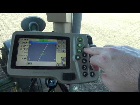 Greenstar 1800 GPS with heading