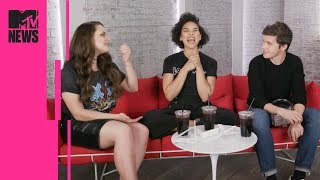 Download 'Love, Simon' Cast Q&A With Iced Coffee | MTV News Video
