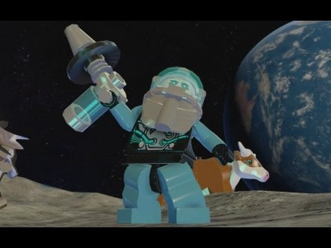 LEGO Batman 3 - Mr. Freeze (Unlock Location + Free Roam Gameplay)