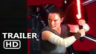 "STAR WARS 8 ""Darth Rey"" Trailer (2017) Disney Movie HD"