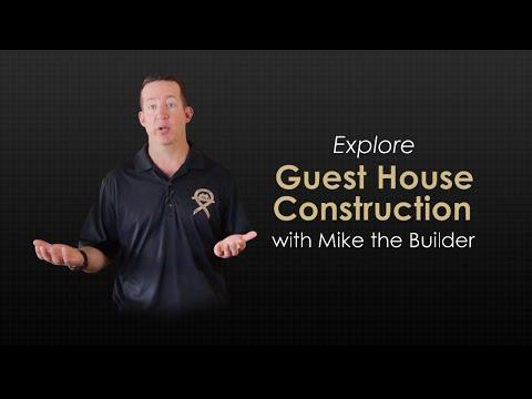 Guest House Construction In Scottsdale & Phoenix AZ