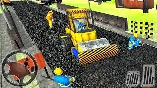City Road Construction Simulator 2018 - Excavator Loading