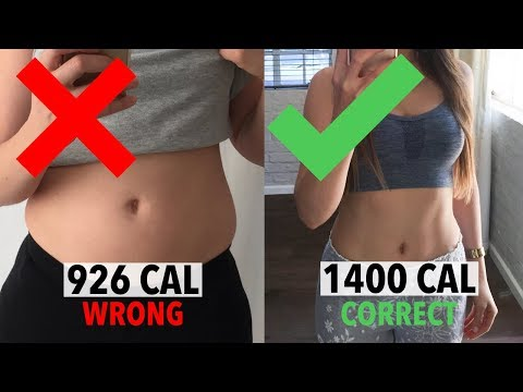 CALORIE HACKS FOR FAST WEIGHT LOSS - Never