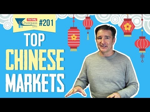 Top Chinese Markets