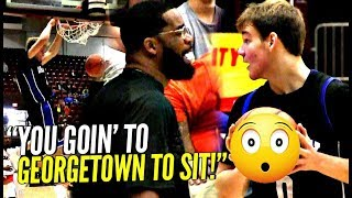 """Mac McClung RESPONDS w/ 44 POINTS After Coach Said """"YOU GOIN TO GEORGETOWN TO SIT!"""""""