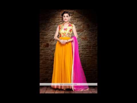 Buy online designer wedding salwar suits 2016