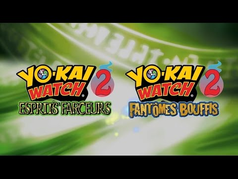 Analyse de Trailers : Yo-kai Watch 2
