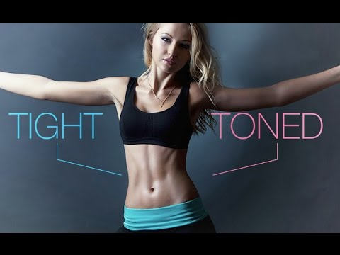 Toned Stomach Workout (ROCK THAT CROP TOP!!)