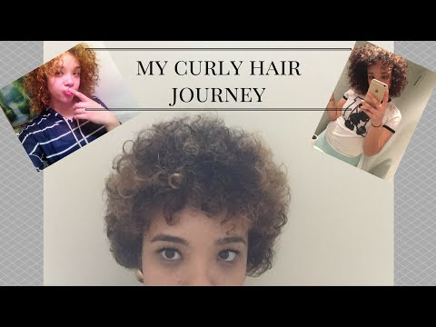 My Natural Curly Hair Journey (with pictures) + My Big Chop | Littlefrogurl