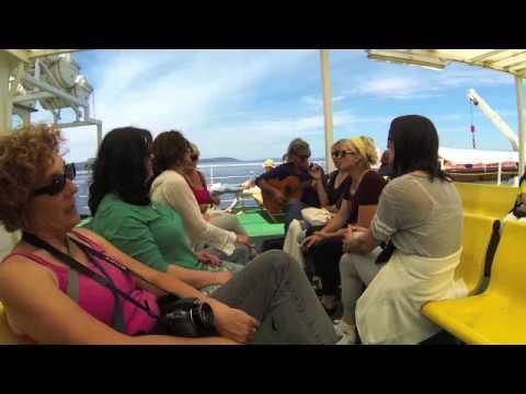 Ferry from Split to Hvar