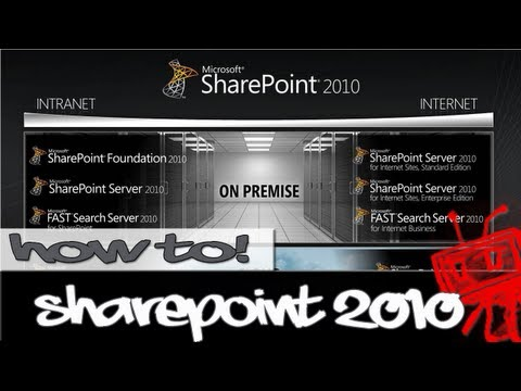 How To! - Install and Configure SharePoint 2010 Foundation with SQL Studio Manager