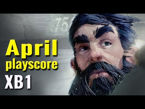 12 New Xbox One Games of April 2018 | Playscore
