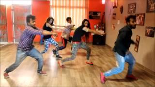 Aao Raja -. Yo Yo Honey Singh, Neha Kakka  BY THE DANCE MAFIA  ,RIPANPREET