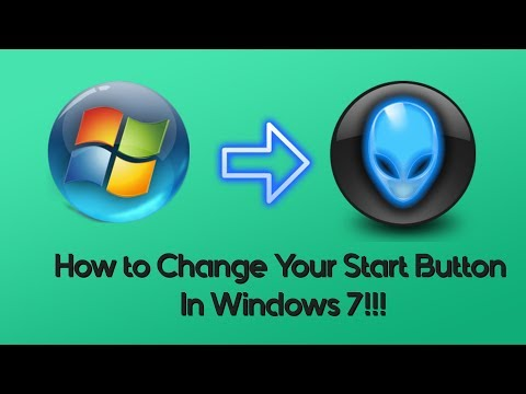 How to Change Your Start Button ORB in Windows 7