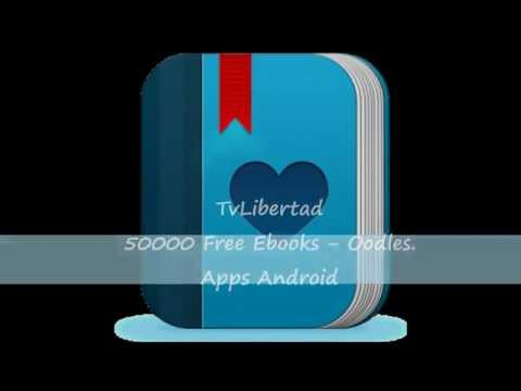 Apps Android- 50000 Free Ebooks - Oodles, Lector de libros.