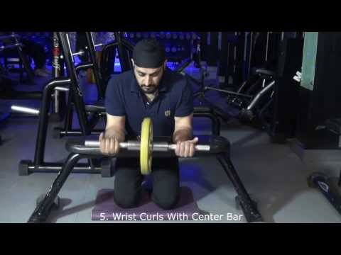 10 Most Popular Forearm Exercises