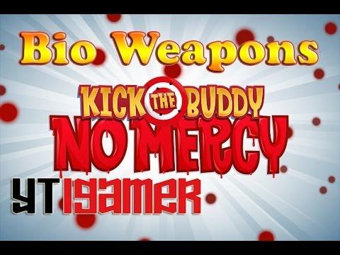 Kick the Buddy: No Mercy - Bio Weapons - Gameplay iOS iPhone