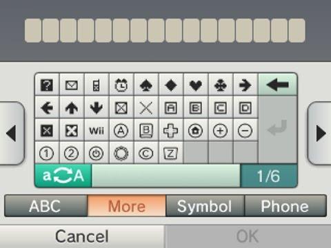 [3DS] DarkFlare's Custom Keyboard (+Download)