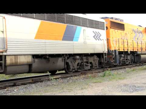 [HD] Some Great Trains up in the Northland...