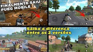 Finalmente Saiu Pubg Mobile - Falando Sobre As Duas Versões Do Game - (gameplay) - |sr Droid|