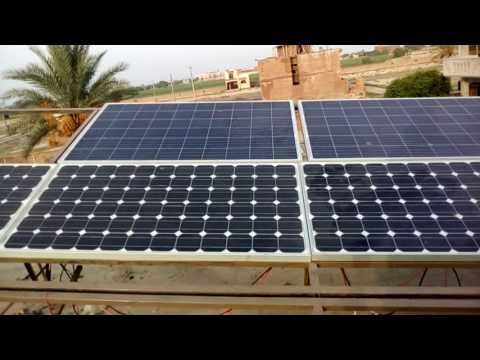 Solar Stands Movable Hindi/Urdu