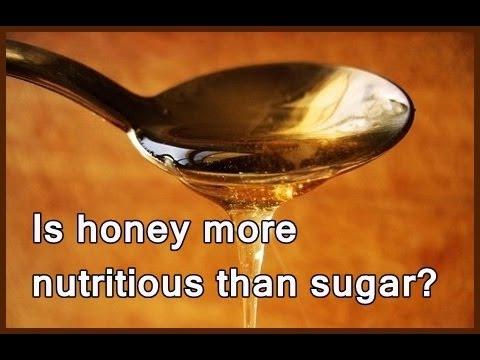 Is Honey More Nutritious Than Sugar?