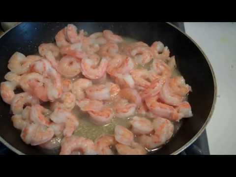 How to make Quick and Easy....Shrimp Fried Rice