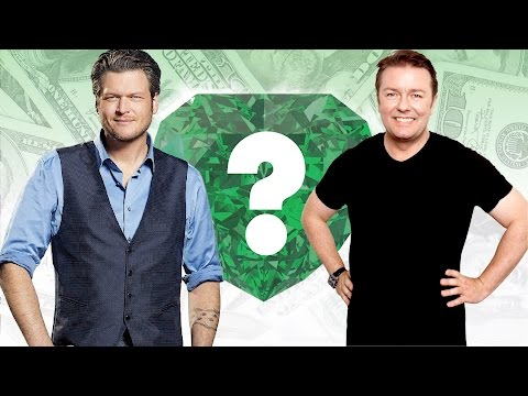 WHO'S RICHER? - Blake Shelton or Ricky Gervais? - Net Worth Revealed!