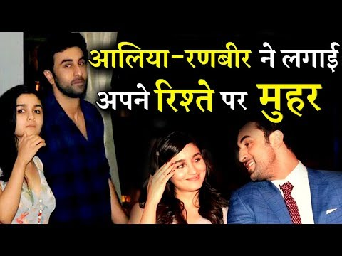 Ranbir Kapoor and Alia Bhatt Accept Their Relationship