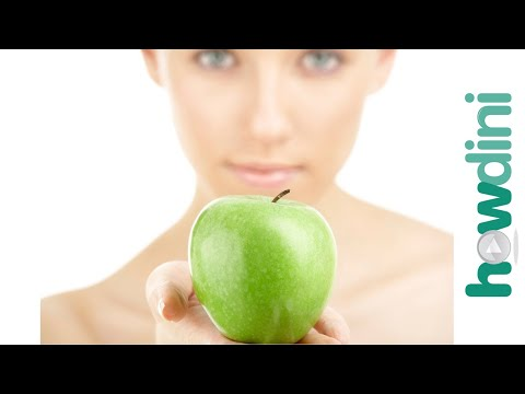 How to eat for beautiful skin, hair and nails
