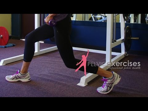 Dumbbell Lunges To Safely Tone & Strengthen Your Thighs