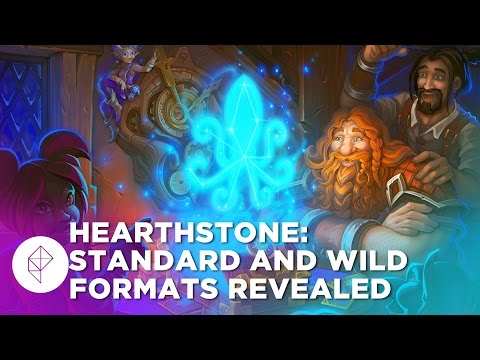 Hearthstone: WTF Are Standard Format and Wild Format?