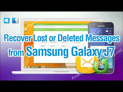 How to Recover Lost or Deleted Messages from Samsung Galaxy J7 Effortlessly